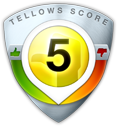 Tellows Score 5 zu 0159760