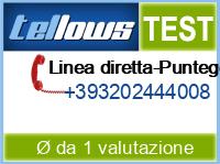 tellows Bewertung +393202444008